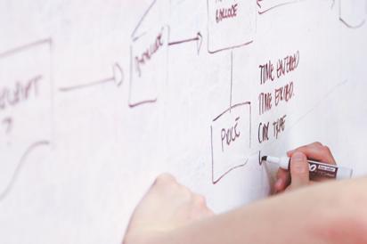 アプリ・システム開発 - コンセプト策定/企画立案