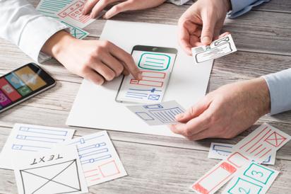 アプリ・システム開発 - UI設計/デザイン
