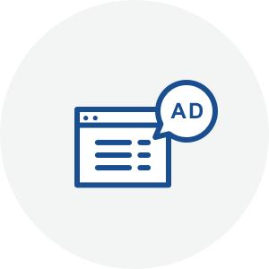 リスティング・ディスプレイ広告運用