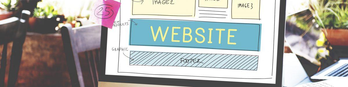 Webサイトのワイヤーフレーム