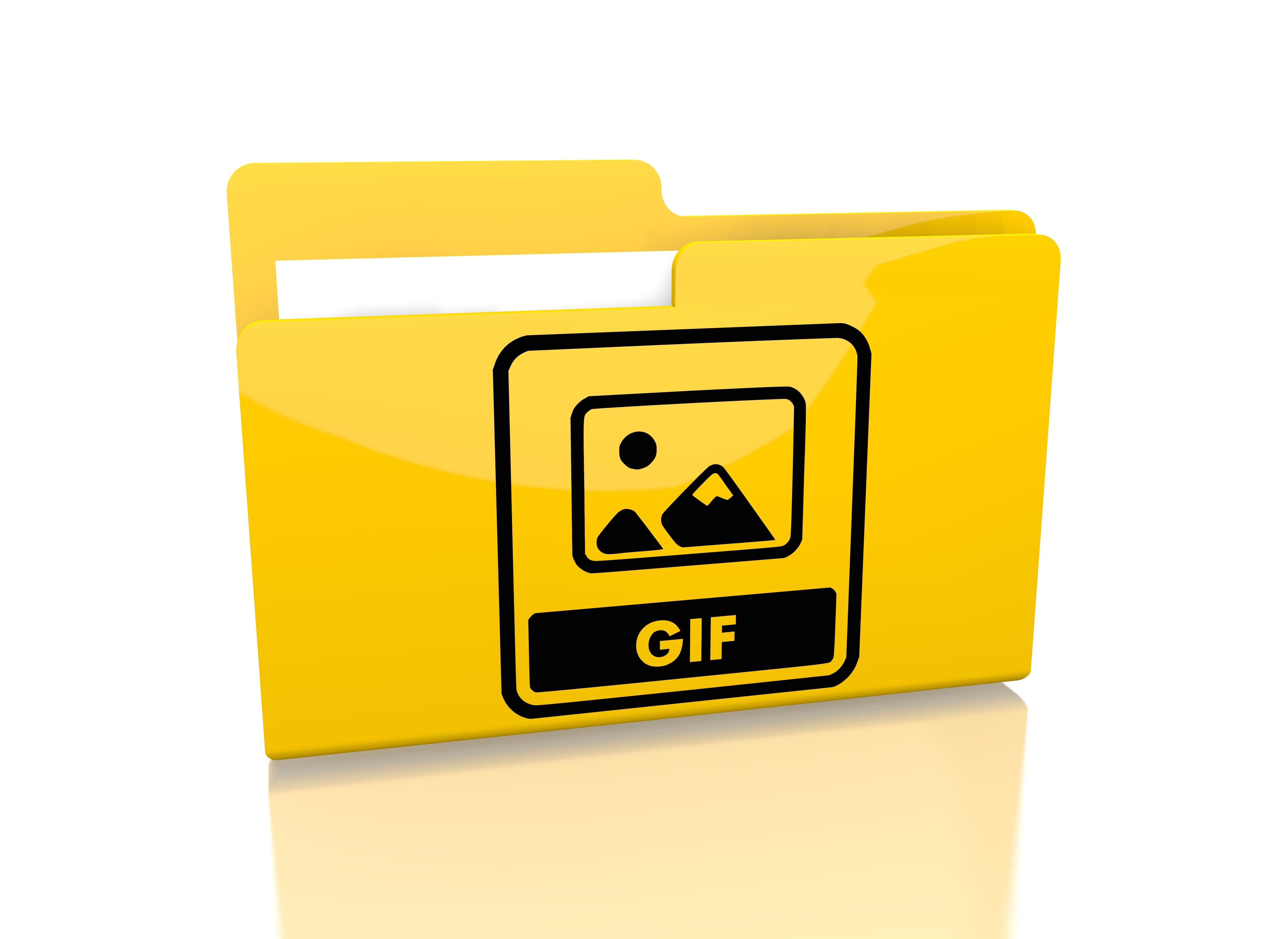 GIFのファイルイメージ