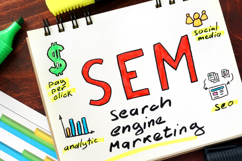 SEMであるSEOとリスティング広告