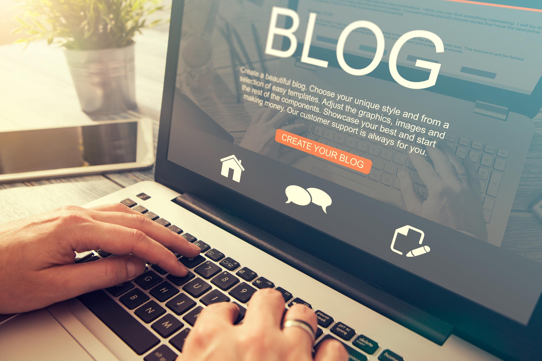 ECサイトのブログ
