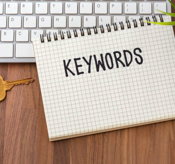 重要なキーワード共起語のイメージ