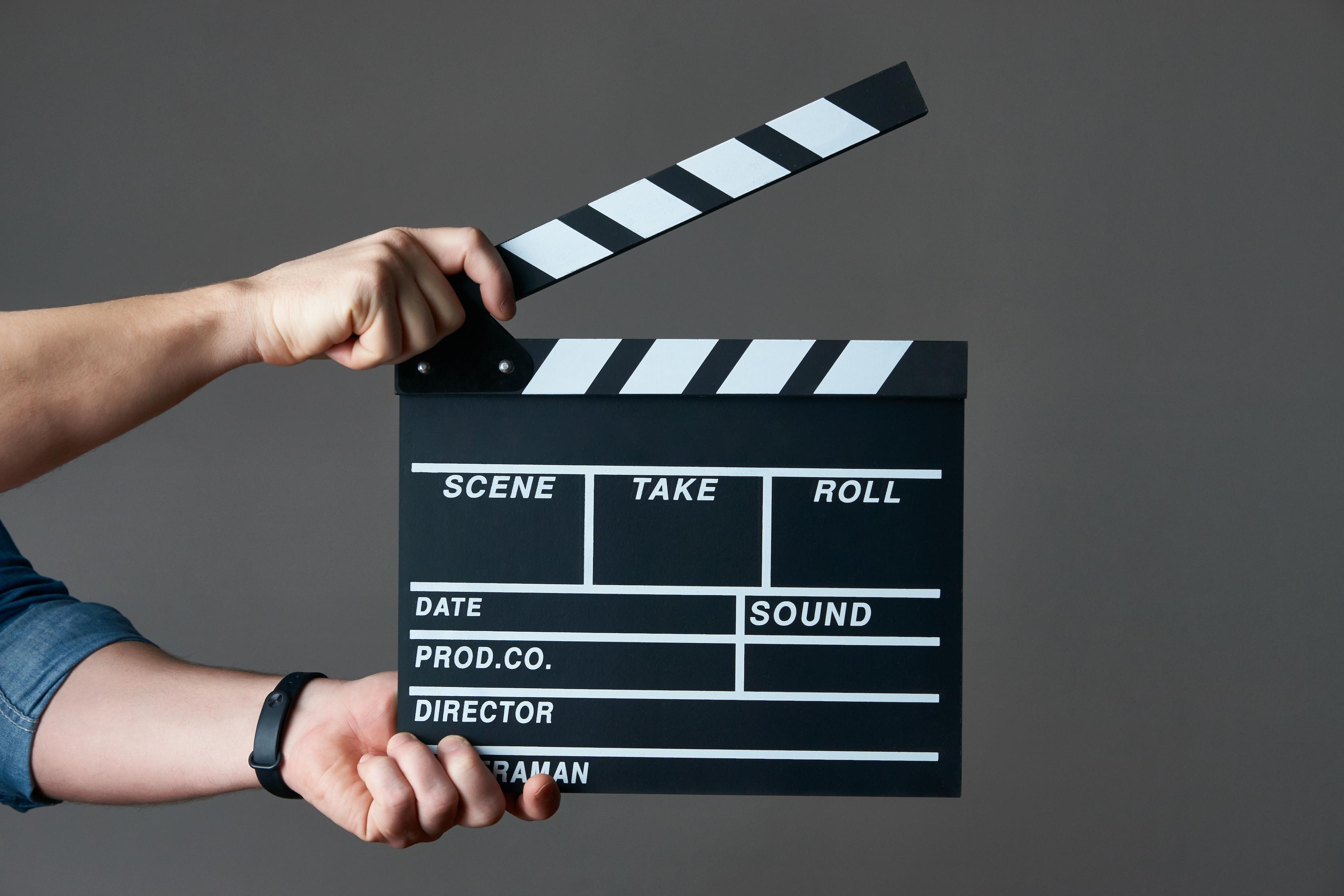 動画制作を始めるイメージ