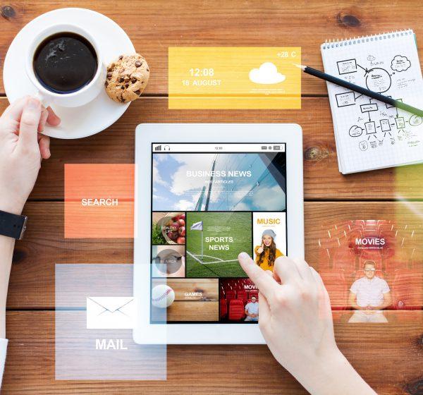 ライトボックス広告イメージ
