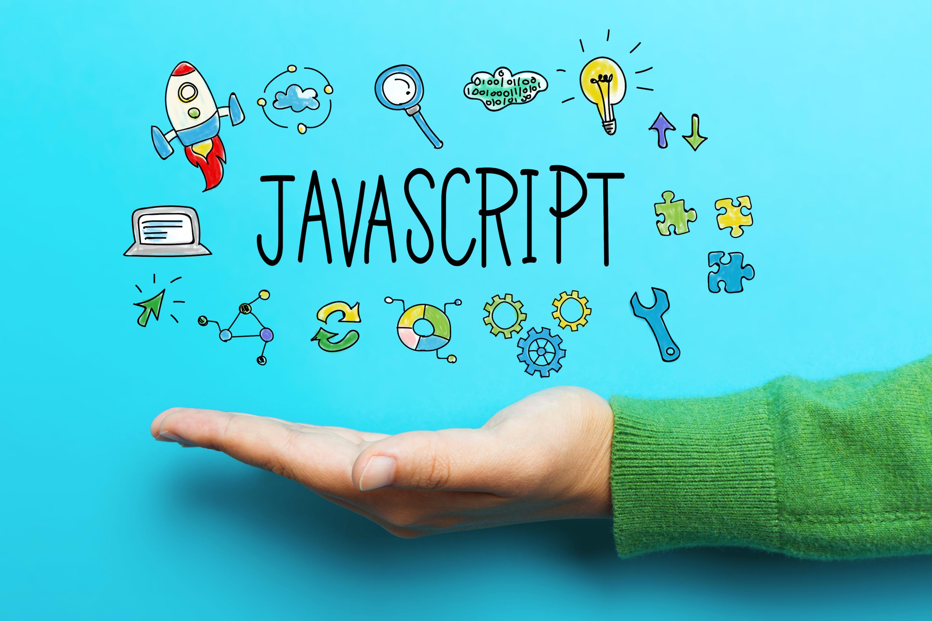 JavaScriptのコンセプトイメージ