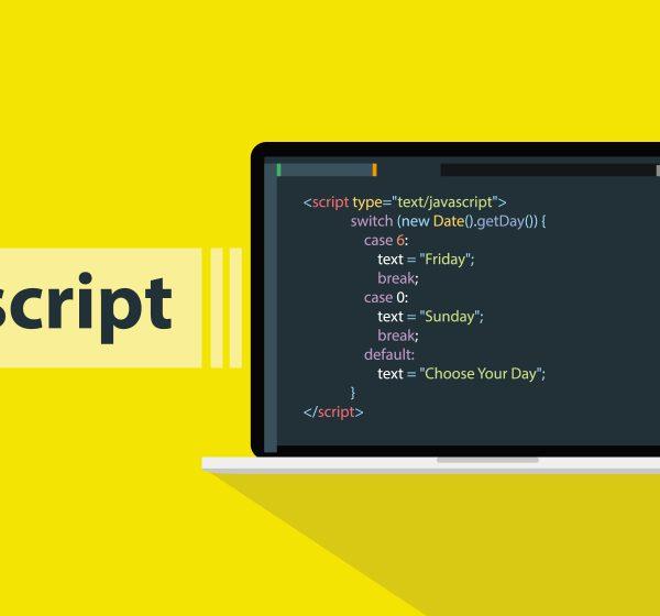 JavaScriptが書かれたエディタ