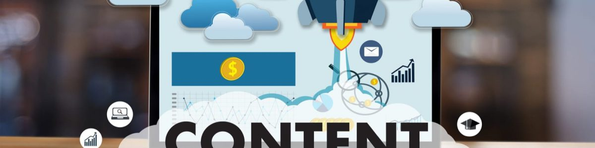 コンテンツマーケティングのイメージ