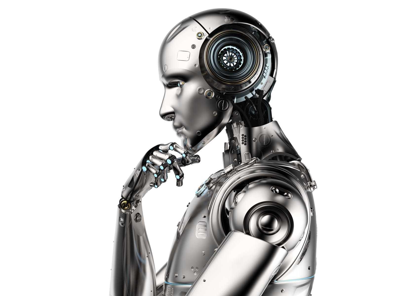 考えるAIロボット