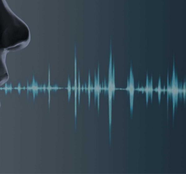 声の波長イメージ