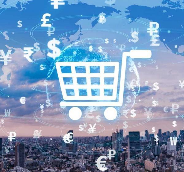 グローバル展開するeコマースのイメージ