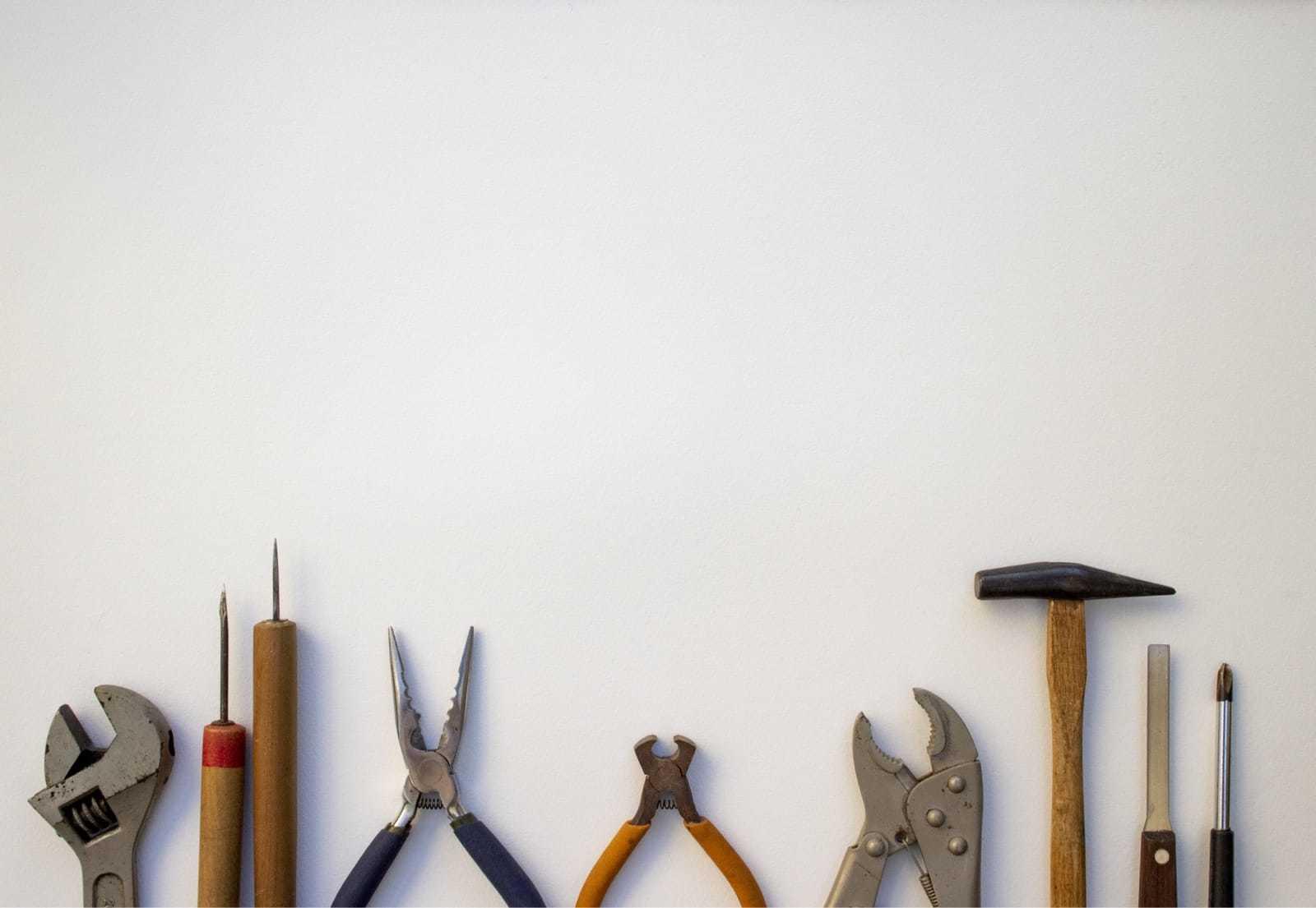 様々なDIY道具