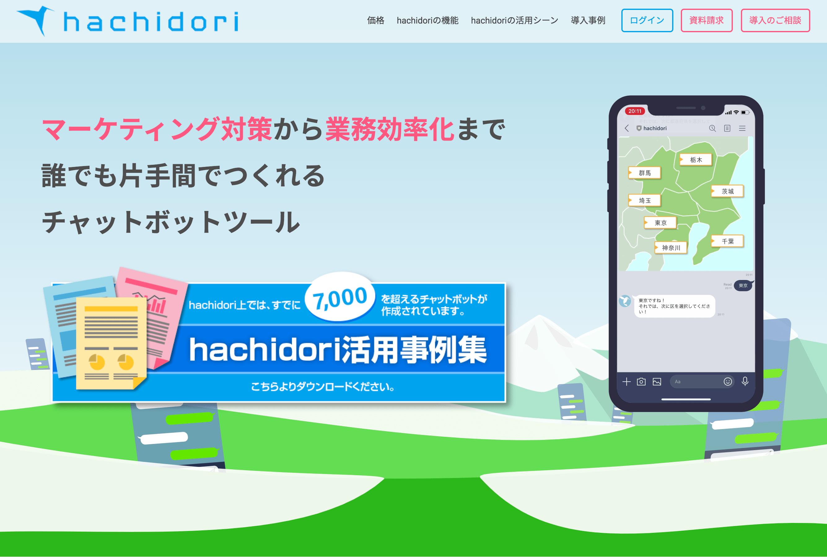 hachidori(ハチドリ)