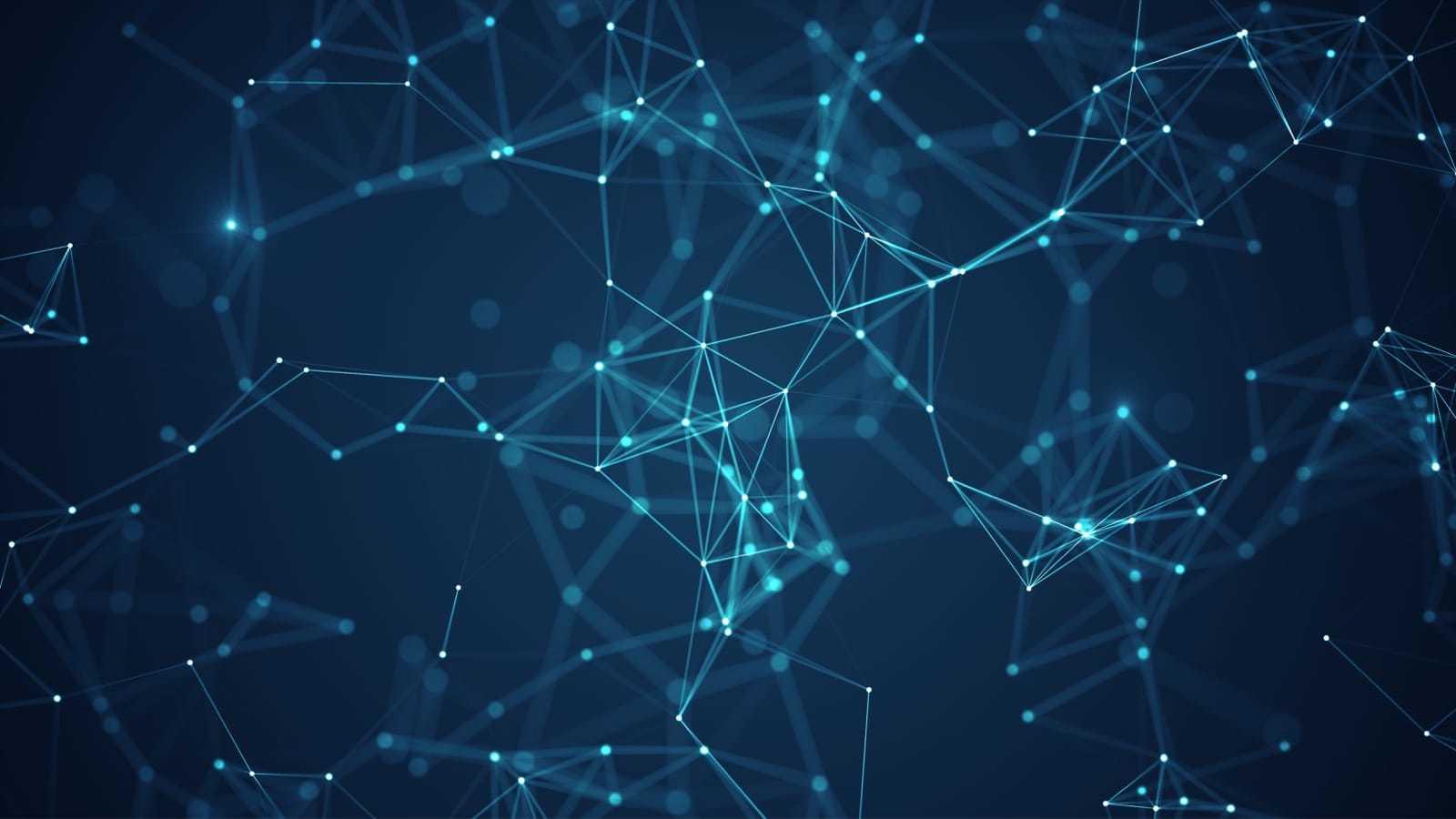 テクノロジーネットワークのイメージ
