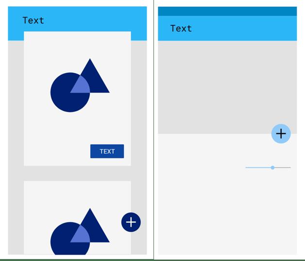 押しやすいボタンのデザイン【色】 サンプル画像
