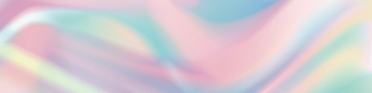 複数色からなるホログラフィックイメージ
