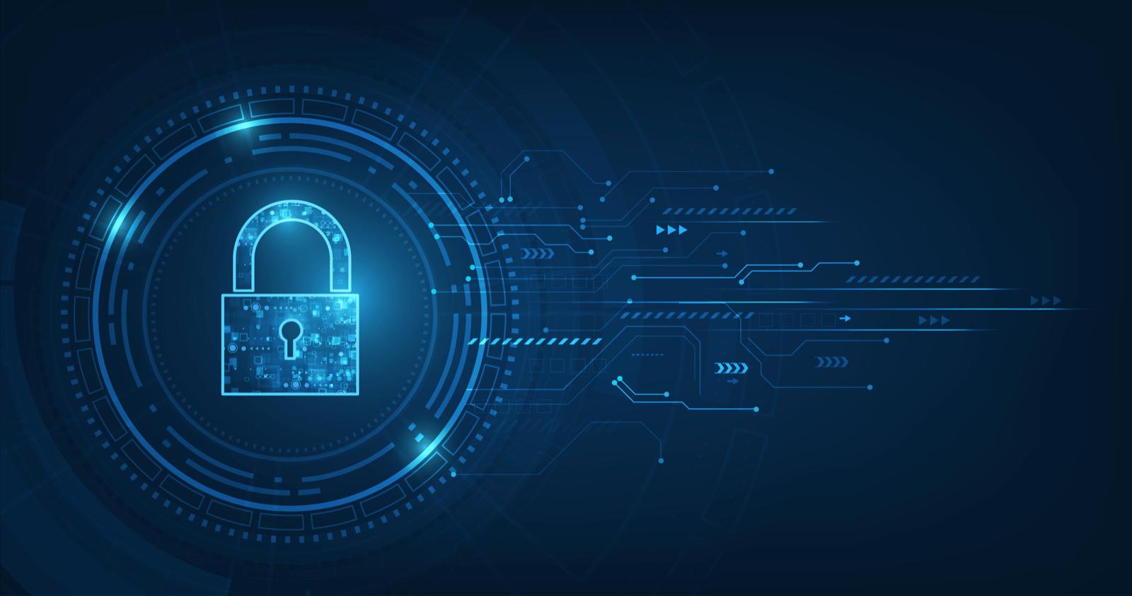 セキュリティや暗号化のイメージ