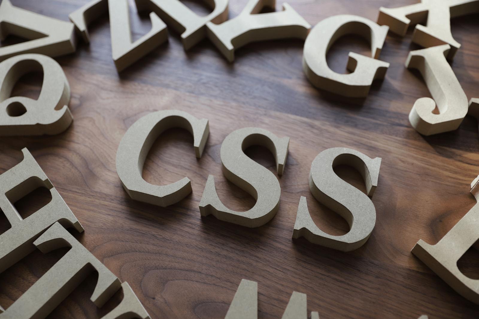 立体的なCSSブロック
