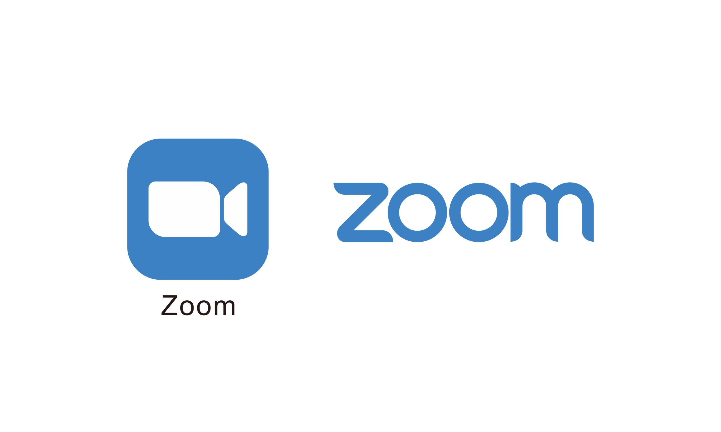 ZOOMロゴマーク