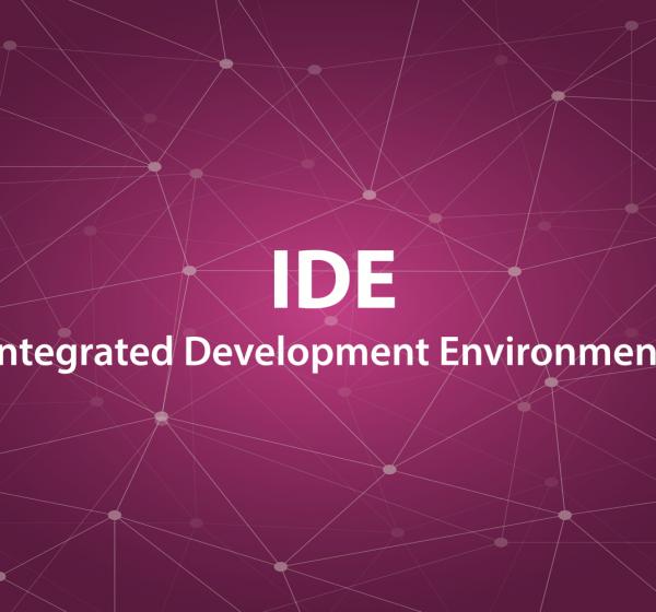 IDEのイメージイラスト